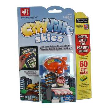 CityVille Skies Zapped for Sale on Swap.com