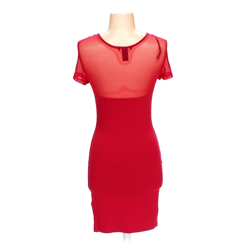 Red H&M Cute Dress in size XS at up to 95% Off