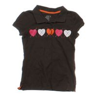 Grey old navy cute polo shirt in size 8 at up to 95 off for Cute polo shirts for women