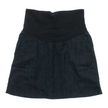 Denim Maternity Skirt for Sale on Swap.com