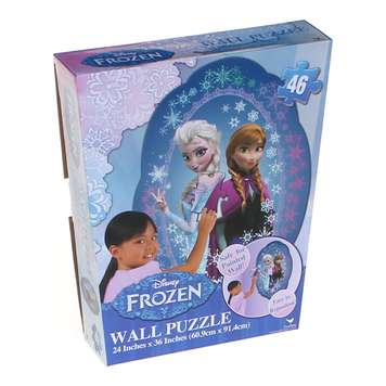 Disney Frozen Wall Puzzle for Sale on Swap.com