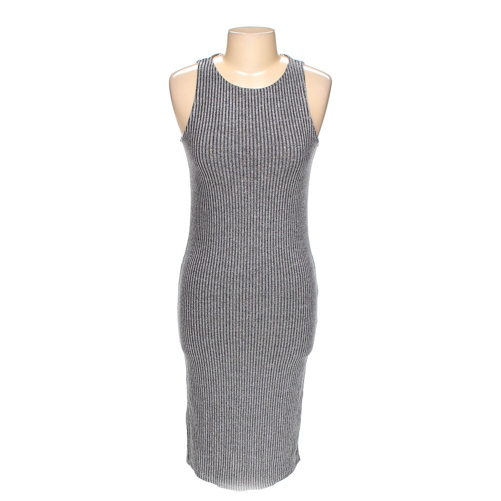 grey lumiere dress in size m at up to 95 off. Black Bedroom Furniture Sets. Home Design Ideas