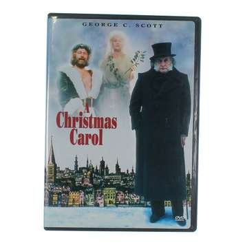DVD: A Christmas Carol for Sale on Swap.com