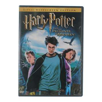 DVD: Harry Potter and the Prisoner of Azkaban for Sale on Swap.com