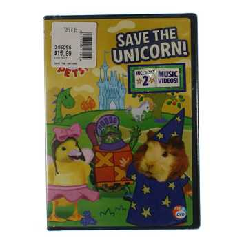 DVD: Save the Unicorn for Sale on Swap.com