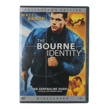 DVD: The Bourne Identity for Sale on Swap.com