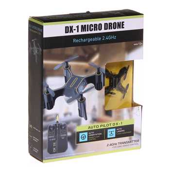 DX 1 Micro Drone Rechargeable Outo Orientation for Sale on Swap.com