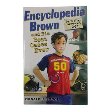 Encyclopedia Brown Book for Sale on Swap.com