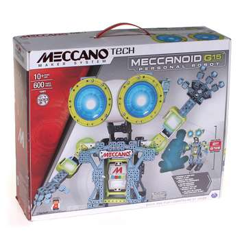 Erector Meccanoid G15 for Sale on Swap.com