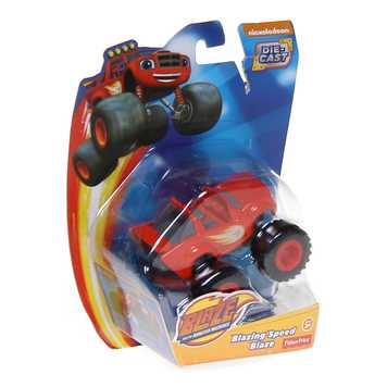 Fisher-Price Nickelodeon Blaze & the Monster Machines, Blaze Vehicle for Sale on Swap.com