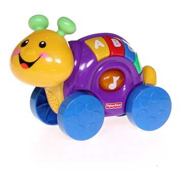Fisher-Price Roll-Along Pals Snail for Sale on Swap.com