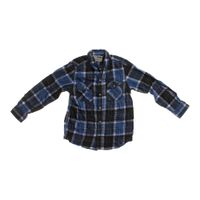 Urban Pipeline Flannel Shirt In Size 10 At Up To 95 Off