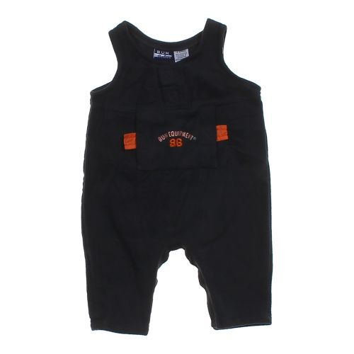 b u m baby fleece overalls in size 3 mo at up to 95 off. Black Bedroom Furniture Sets. Home Design Ideas