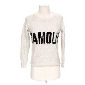 "Fuzzy ""Famous"" Sweater for Sale on Swap.com"