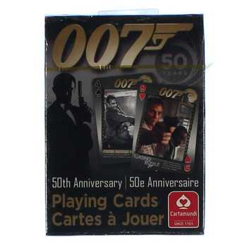 Game: 007 50th Anniversary Playing Cards for Sale on Swap.com