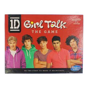 Game: 1D Girl Talk for Sale on Swap.com
