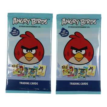Game: Angry Birds Trading Cards for Sale on Swap.com