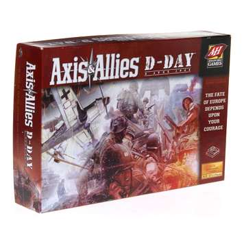 Game: Axis & Allies D-Day for Sale on Swap.com