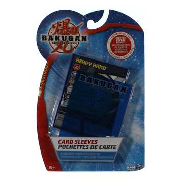 Game: Bakugan Battle Brawlers Card Sleeves for Sale on Swap.com