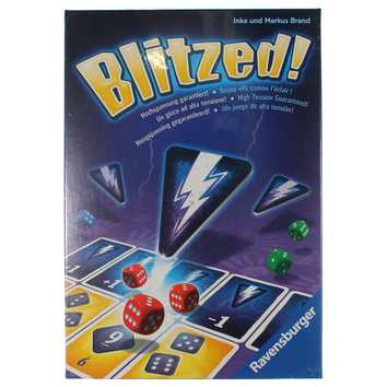 Game: Blitzed for Sale on Swap.com