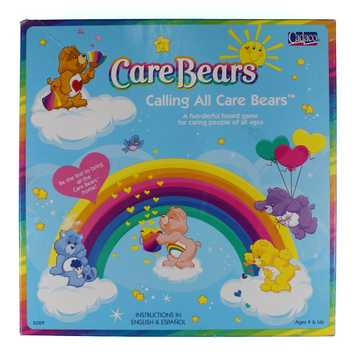 Game: Care Bears Calling All Care Bears for Sale on Swap.com