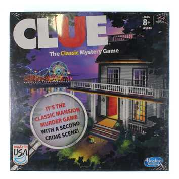 Game: Clue Game 2013 Edition for Sale on Swap.com
