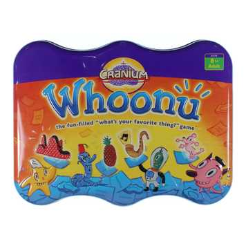 Game: Cranium Whoonu (Tin) for Sale on Swap.com