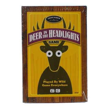 Game: Deer in the Headlights [1 Pack] for Sale on Swap.com