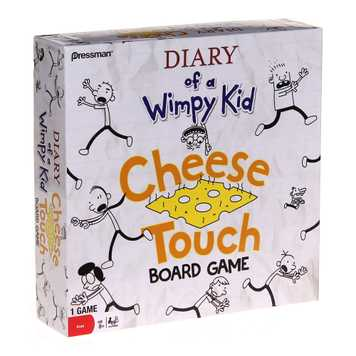 Game: Diary of a Wimpy Kid Cheese Touch for Sale on Swap.com