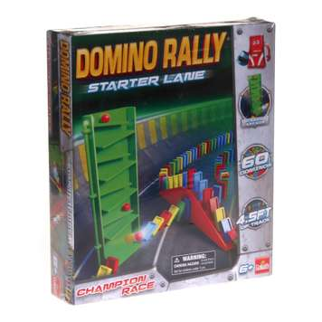 Game: Domino Rally Starter Lane for Sale on Swap.com