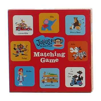Game: Julius Matching Game for Sale on Swap.com