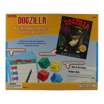 Game: Lakeshore Dogzilla Vocabulary Teaching Center for Sale on Swap.com