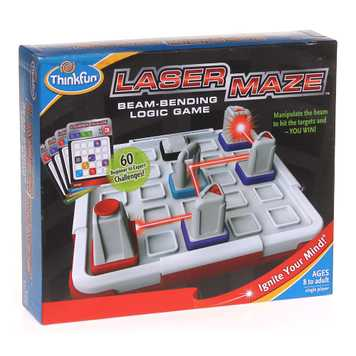 Game: Laser Maze Logic Game for Sale on Swap.com