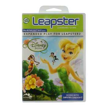 Game: LeapFrog Leapster Learning Game Disney Fairies for Sale on Swap.com