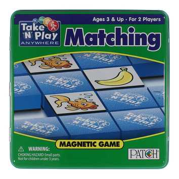 Game: Matching - Take 'N' Play Anywhere Game for Sale on Swap.com