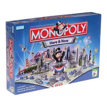 Game: Monopoly Here & Now for Sale on Swap.com