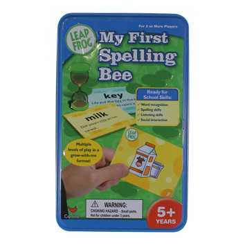 Game: My First Spelling Bee for Sale on Swap.com