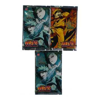 Game: Naruto Card Game Curse of the Sand Booster Pack for Sale on Swap.com