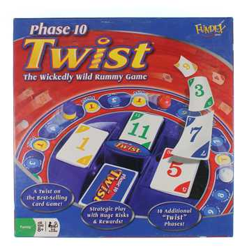 Game: Phase 10 Twist for Sale on Swap.com
