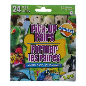 Game: Pick-up Pairs Memory Game (Assorted, Subjects Vary) for Sale on Swap.com