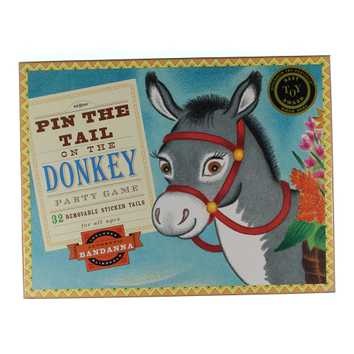 Game: Pin The Tail On The Donkey Game for Sale on Swap.com