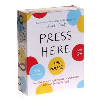 Game: Press Here The Game for Sale on Swap.com