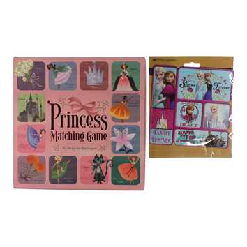 Game: Princess Matching Game for Sale on Swap.com