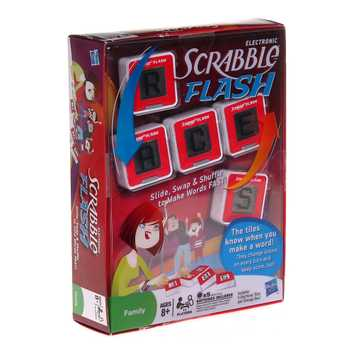 Game: Scrabble Flash [Standard Packaging] for Sale on Swap.com