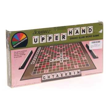 Game: Scrabble Upper Hand for Sale on Swap.com