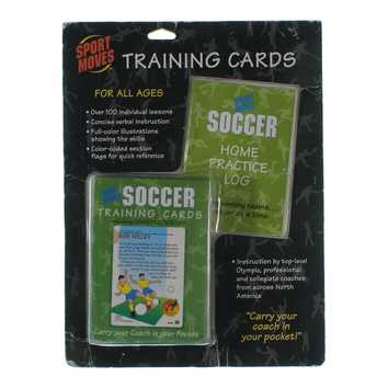 Game: Soccer Training Cards for Sale on Swap.com