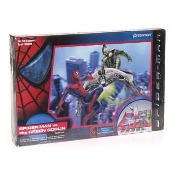 Game: Spiderman vs. The Green Goblin Board Game for Sale on Swap.com