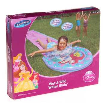 Game: SwimWays Water Slide, Ariel for Sale on Swap.com