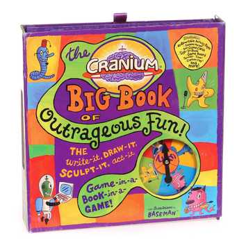 Game: The Cranium Big Book Of Outrageous Fun! for Sale on Swap.com