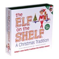 cca and b llc game the elf on the shelf a christmas. Black Bedroom Furniture Sets. Home Design Ideas